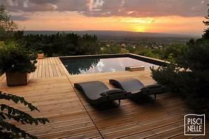 Dimension Piscine Hors Sol : piscine hors sol piscinelle ~ Melissatoandfro.com Idées de Décoration