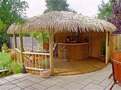 Tiki Bar For Backyard  Outdoor Goods