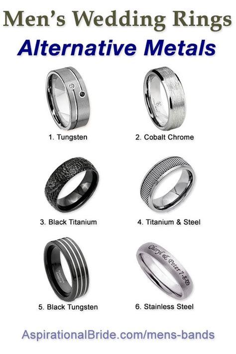 men wedding rings alternative wedding and wedding ring on