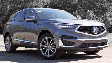 acura rdx review youtube
