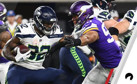 minnesota vikings  seattle seahawks week  monday night
