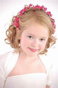 Little Girl Pageant Hairstyles for Short Hair