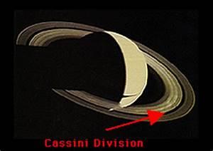 Opiniones de División de Cassini