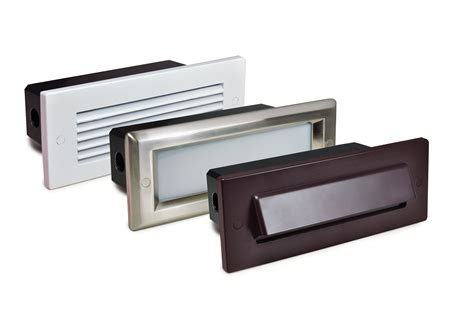 led brick step lights offer various plates retrofit