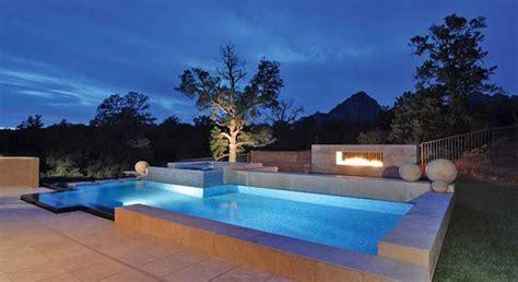 Using Color In Luxury Pool Design  Luxury Pools + Outdoor