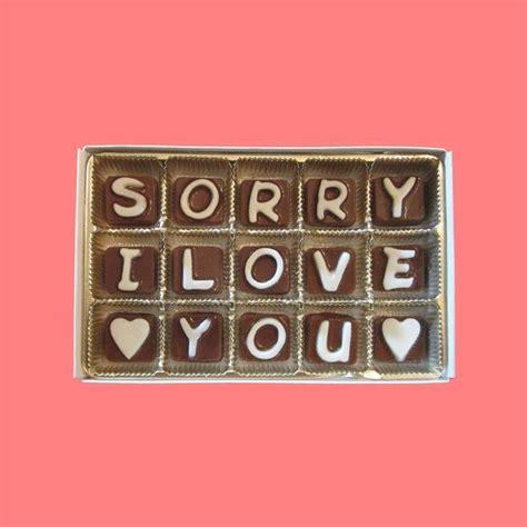 apologize gift  gift woman man   gift apology