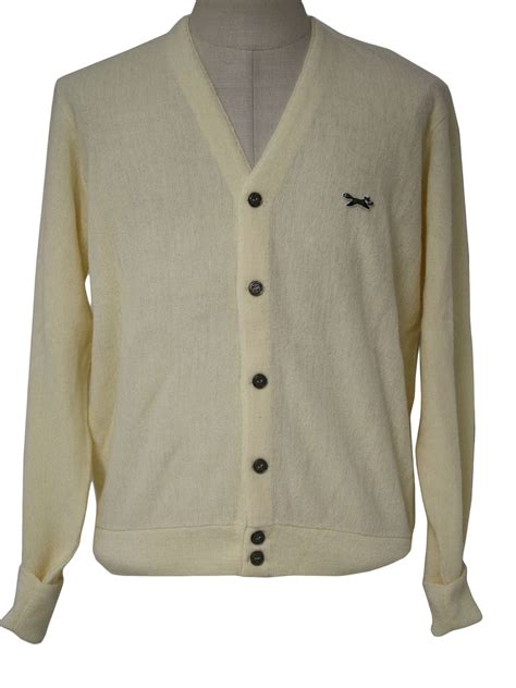 jcpenney mens sweaters jc penney fox seventies vintage caridgan sweater 70s jc