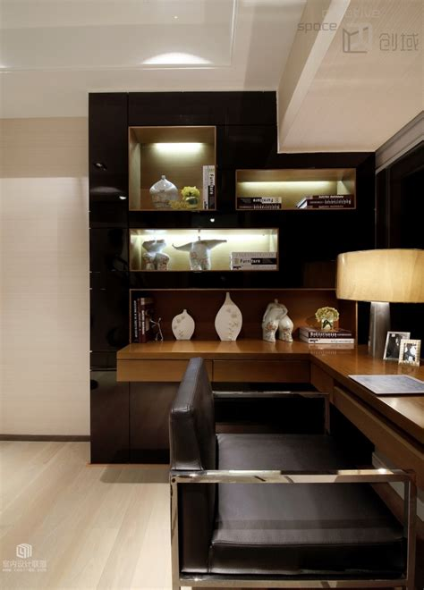 bureau decoration sophisticated home with tone