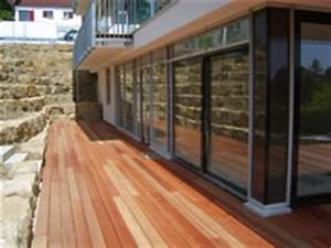 Bangkirai Terrassendielen Glatt : bangkirai terrassenholz ~ Michelbontemps.com Haus und Dekorationen