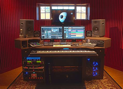 home studio mixing desk pdf home recording studio desk plans plans free
