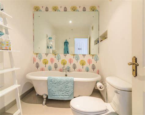 bathroom wallpaper home design ideas pictures remodel