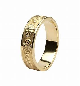 celtic cross wedding ring With wedding rings with crosses on them