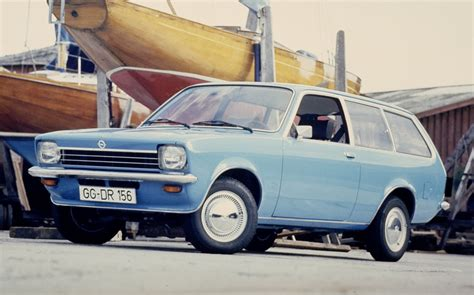 Opel History a brief history of opel s compact station wagons carscoops