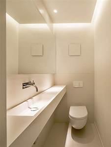 Gäste Wc Ideen Modern : g stetoilette g ste wc mit integriertem waschbecken ~ Michelbontemps.com Haus und Dekorationen