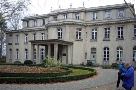 Haus Der Wannseekonferenz  Picture Of Haus Der Wannsee