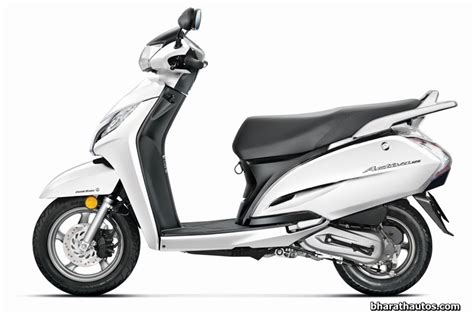 Tvs Max 125 Backgrounds by 2014 Auto Expo New Honda Activa 125 With Disc Brake Unveiled
