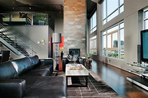 Modern Penthouse By Benning Design Associates « Homeadore