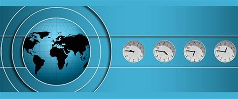difference  local time  standard time