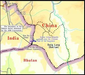 China reacts on Doklam standoff: India has withdrawn ...
