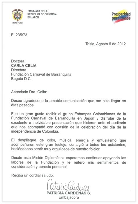introduce formal letter writing spanish pinterest colombia