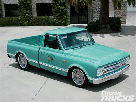 Holley Performance Parts 1967 Chevrolet C10 - Hot Rod Network