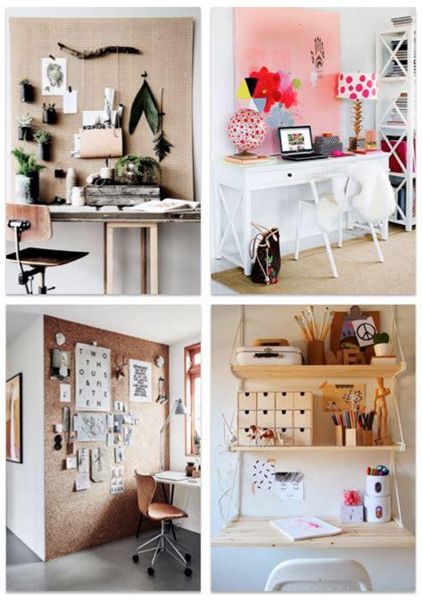coin bureau petit espace idées et inspirations déco pour aménager un joli petit