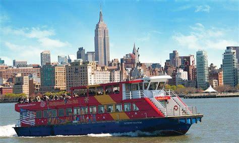 Boat Cruise Nyc Groupon by Citysights Ny Up To 50 New York Ny Groupon
