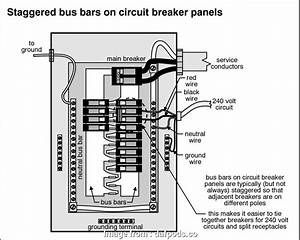Service Panel Wiring Diagram Residential