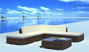Gartenmöbel Lounge Set Günstig : gartenlounge rattan set gartenm bel versandkostenfrei versandkostenfreie ~ Watch28wear.com Haus und Dekorationen