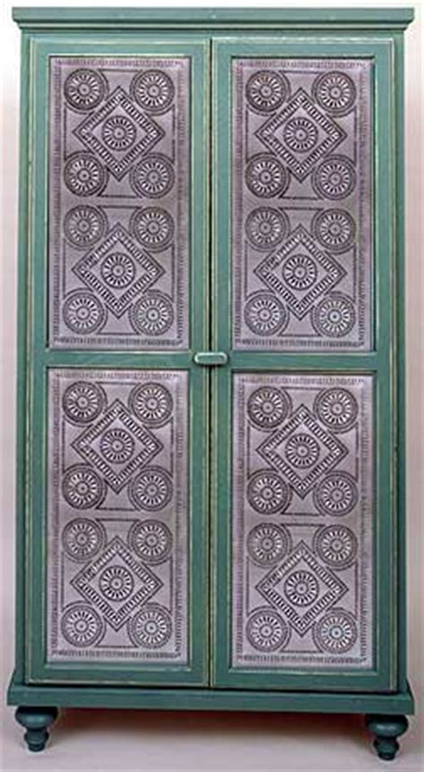 kitchen cabinet door insert panels punched tin inserts cabinet doors cabinets matttroy 7786