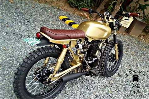 how to modify bajaj ct100 into a cafe racer how much would it cost quora