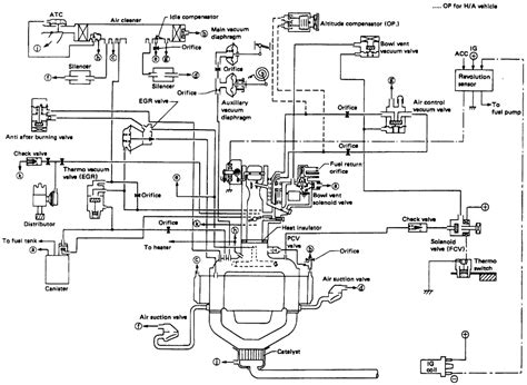 1995 Mitsubishi Mirage L Engine Diagram by I A 1977 Subaru Dl Wagon 1600 I Cannot Get It To