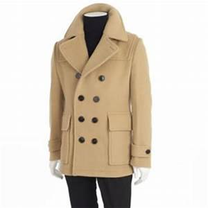 fashion the camel trench peacoat essential style for men With camel pea coat mens