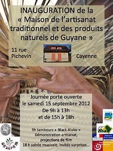Artisanat De Guyane : inauguration une maison de l artisanat traditionnel ~ Premium-room.com Idées de Décoration