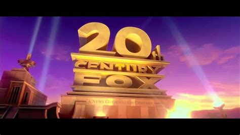20th Century Fox 75 Years Celebrating Intro HD YouTube ...