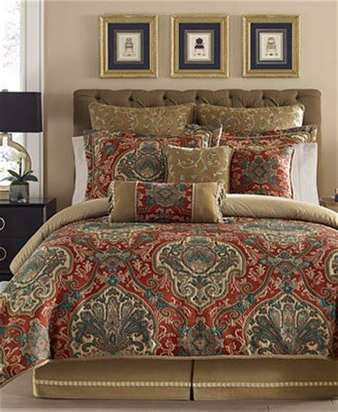 comforter sets at macy s croscill orleans comforter sets bedding collections
