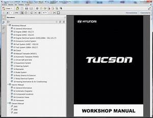 Hyundai Tucson  2004-09  - Service Manual - Wiring Diagram