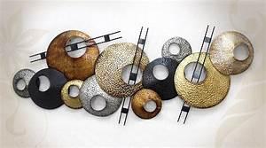 Decoration Murale Metal Design : deco murale metal bricolage maison et d coration ~ Teatrodelosmanantiales.com Idées de Décoration