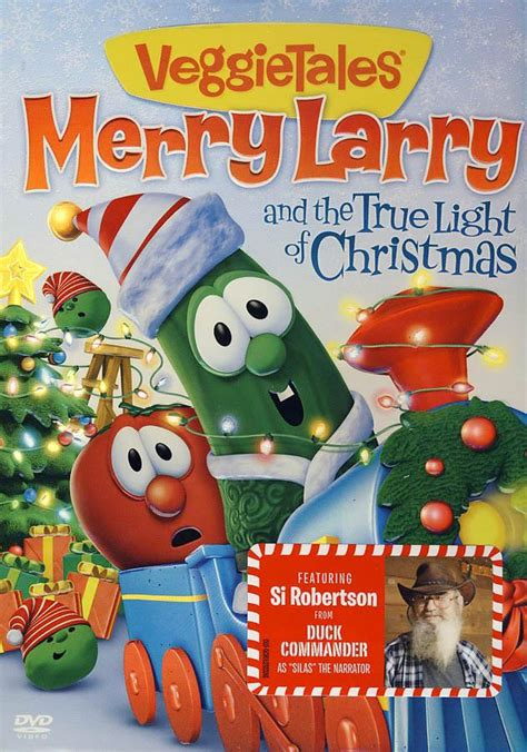 veggietales merry larry and the true light of