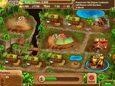 Campgrounds: The Endorus Expedition Walkthrough Levels
