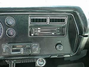 1972 Chevy El Camino Air Conditioning System