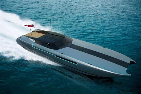 Fast Boat Hull Design henry ward design spire boat creating super fast spire