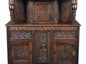 Medieval Tudor And Elizabethan Antique Furniture Period