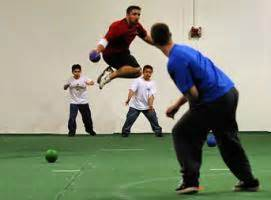 dodgeball promote violence  bullying education