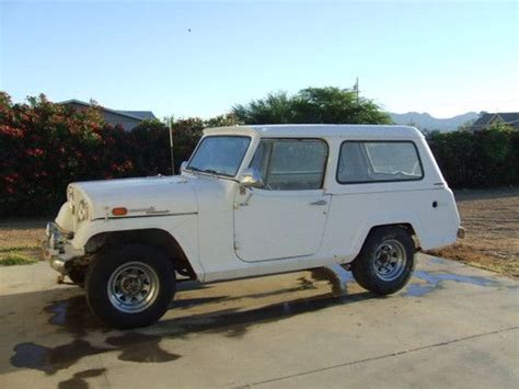 1970 jeep commando sell used 1970 jeepster commando 4x4 desert find in