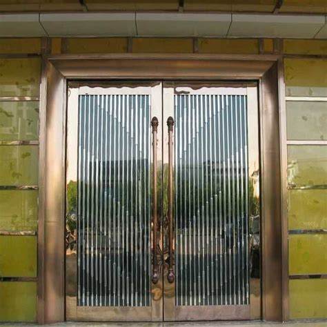 stainless steel doors stainless steel doors