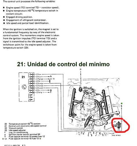 1985 Mercede Fuel System Diagram by Vacuum Diagram For 1982 500sec 500 Sec Here Mercedes