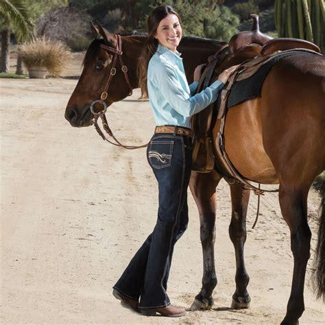 jeans riding jean horse wrangler smartpak voted globetrotters denim aura saddle better