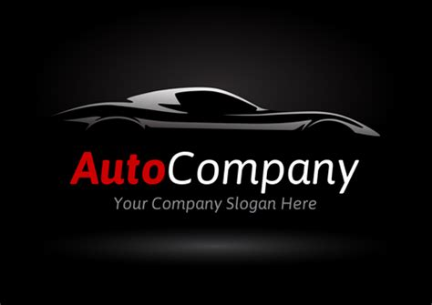 Car Wallpapers Free Psd Files Silhouette by Auto Company Logos Creative Vector 02 Free