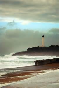 Lighthouse Bad Weather